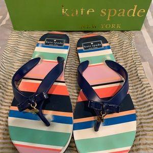 Kate Spade slippers or Flip flops